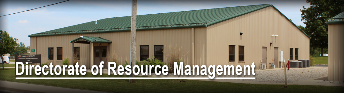 Header image- Directorate of Resource Management