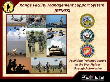 link to Range Facility Management Support System