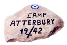 Camp Atterbury rock